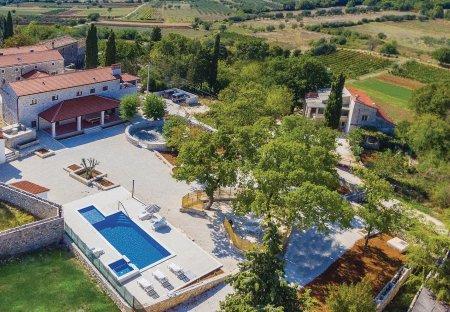 Villa in Korenići, Croatia