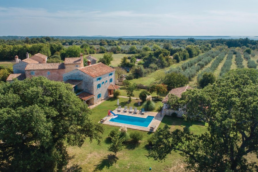 Villa in Croatia, Gajana