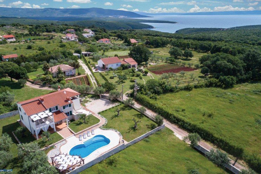 Villa in Croatia, Peruški
