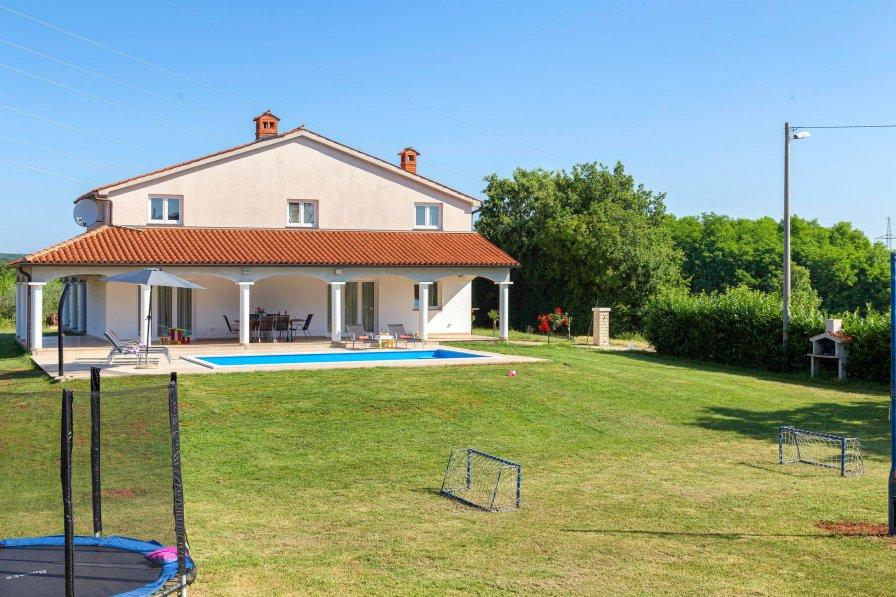 Villa in Croatia, Melnica