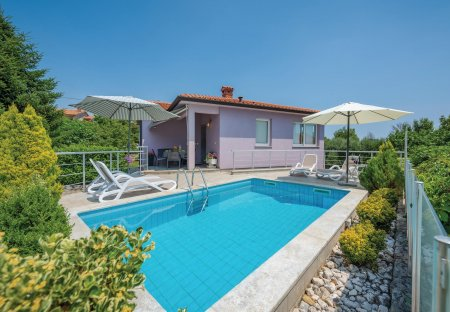 Villa in Presika, Croatia