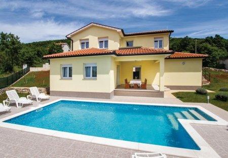 Villa in Brgod, Croatia