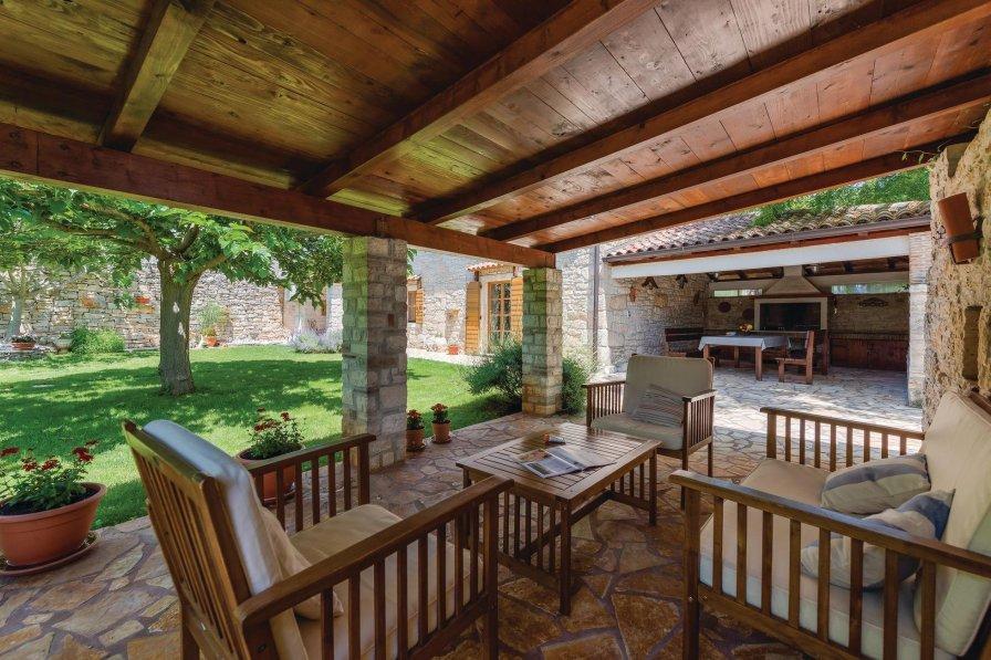 Villa in Croatia, Orbanići