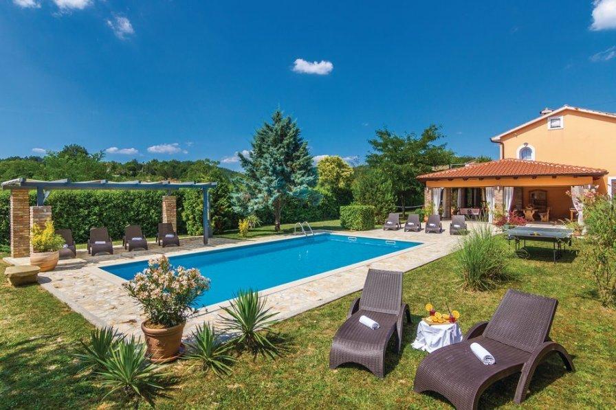 Villa in Croatia, Cerovlje