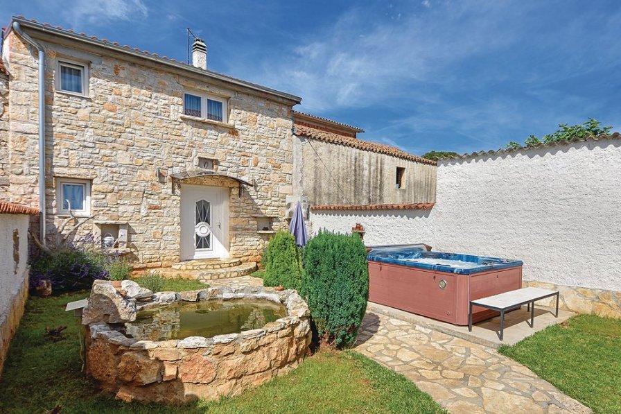Villa in Croatia, Loborika
