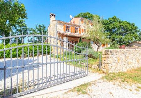 Villa in Divšići, Croatia