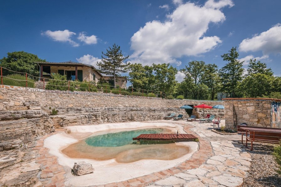 Villa in Croatia, Juršići