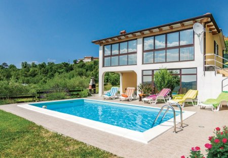 Villa in Motovun, Croatia