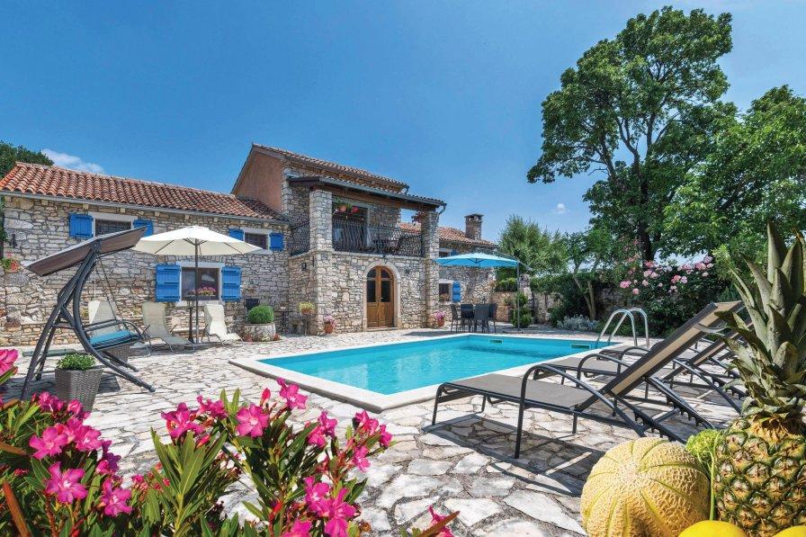 Villa in Croatia, Puntera