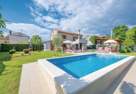 Villa in Milotski Breg, Croatia