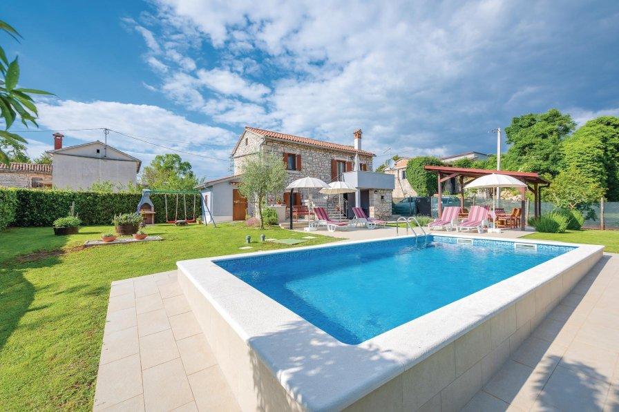 Villa in Croatia, Milotski Breg