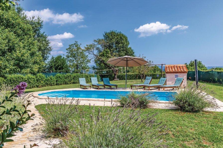 Villa in Croatia, Jurićev Kal