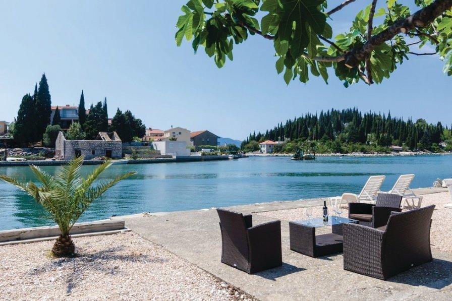 Apartment in Croatia, Blace