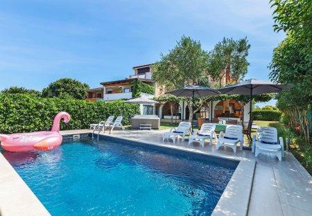 Villa in Seget, Croatia