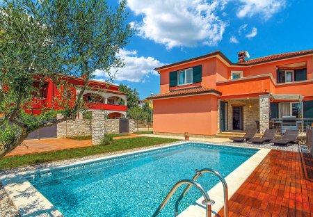 Villa in Murine, Croatia