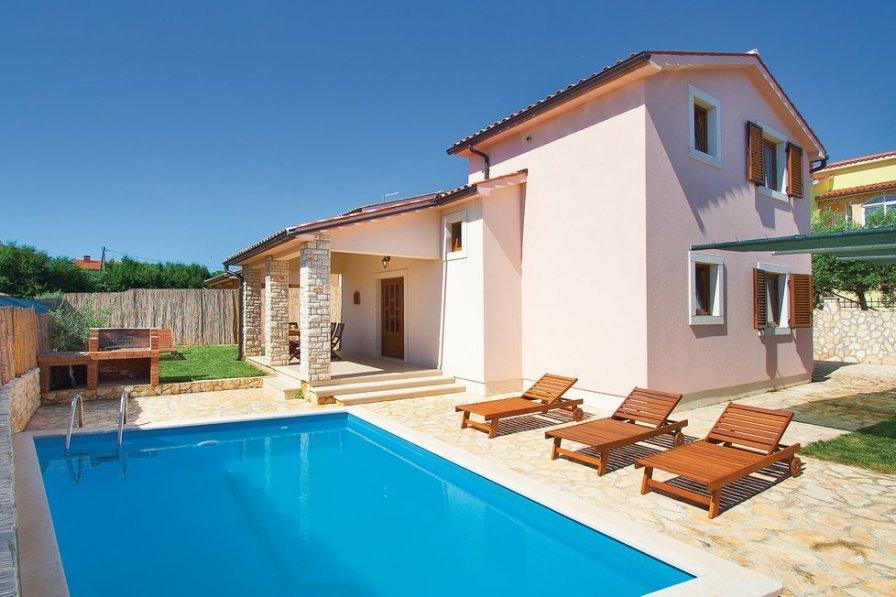 Villa in Croatia, Ližnjan