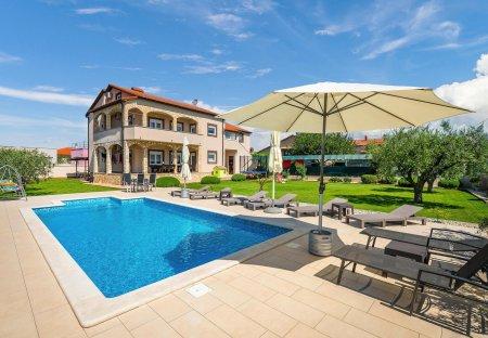 Villa in Jadreški, Croatia