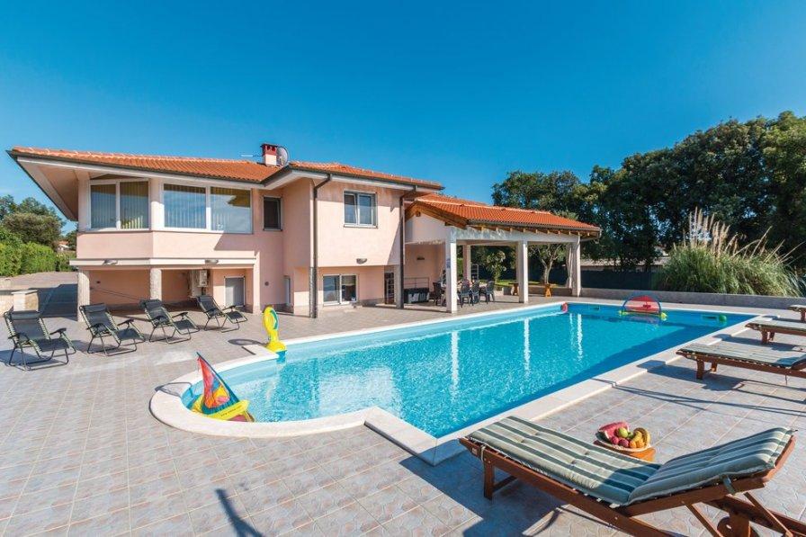Villa in Croatia, Pula
