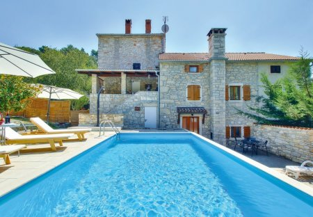 Villa in Kaštel, Croatia