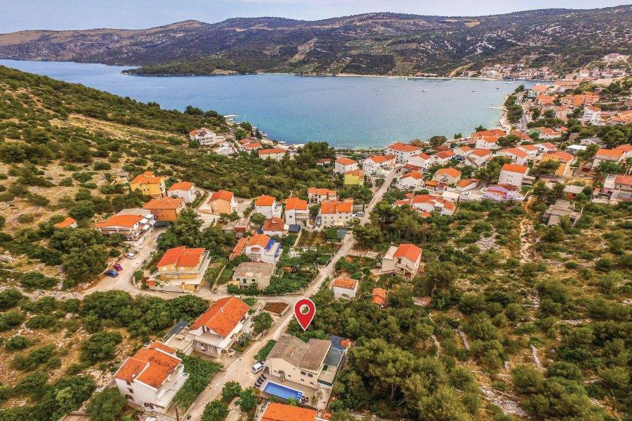Villa in Croatia, Marina