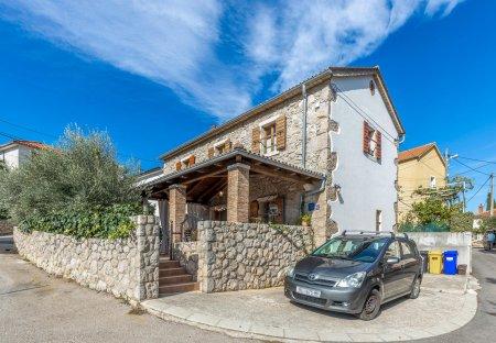 Villa in Čižići, Croatia