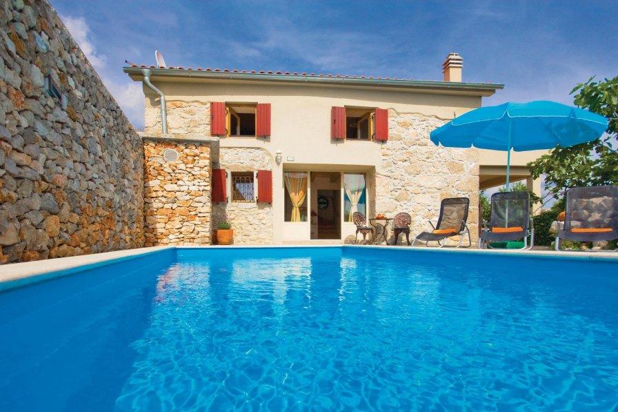 Villa in Croatia, Garica
