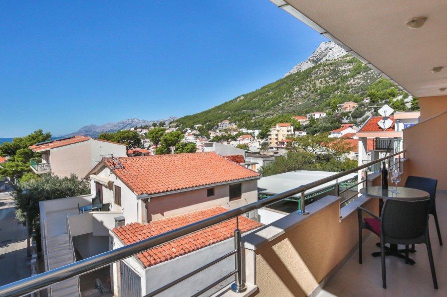 Apartment in Croatia, Baška Voda