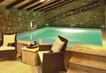 Villa in Obrš, Croatia: