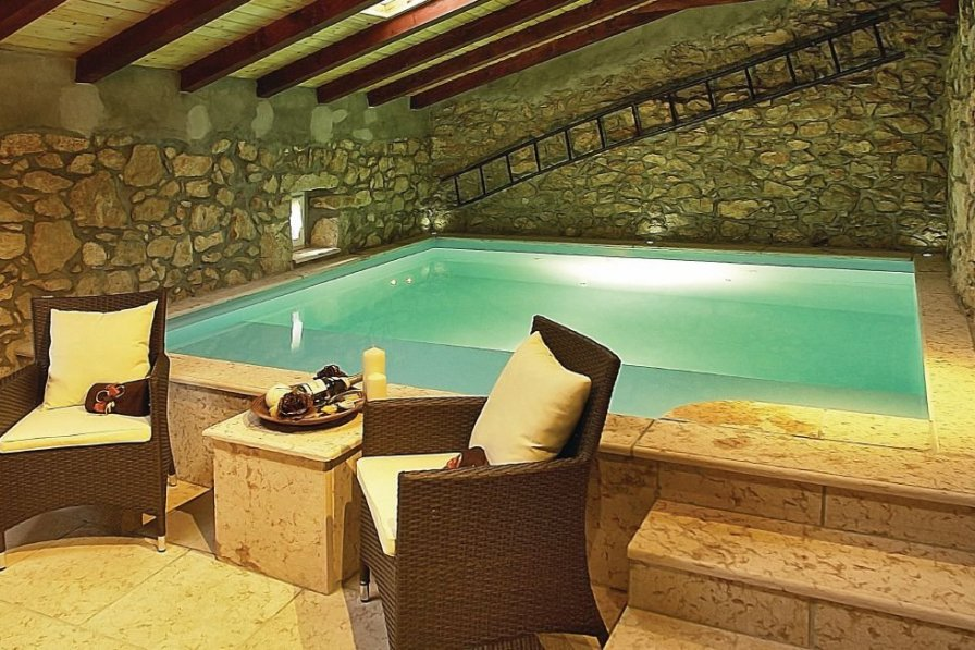 Villa in Croatia, Obrš: