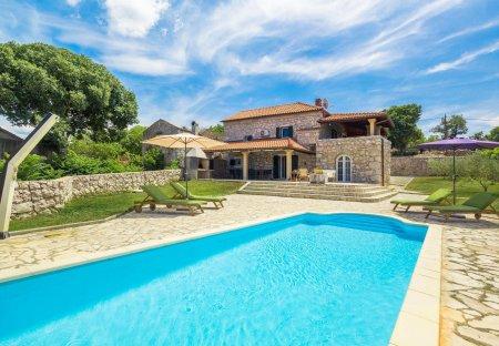 Villa in Sabljići, Croatia