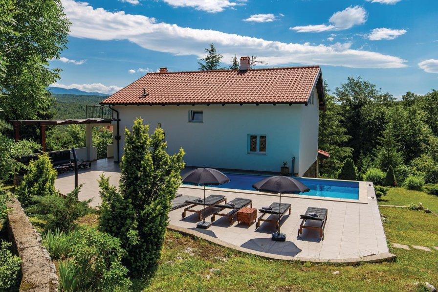 Villa in Croatia, Veli Brgud