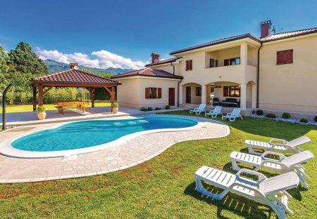 Villa in Dražice, Croatia