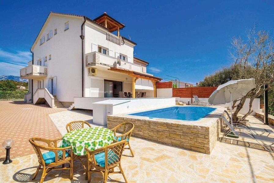 Villa in Croatia, Barbat na Rabu