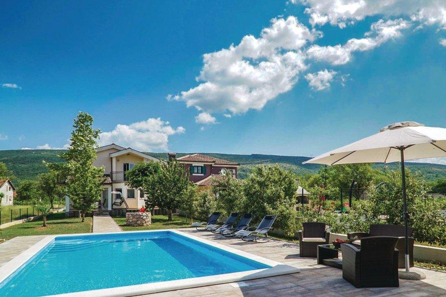 Villa in Croatia, Donji Proložac