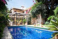 Villa in Spain, Carib Playa: Villa Rosina viewed from the pool