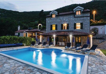 Villa in Desne, Croatia