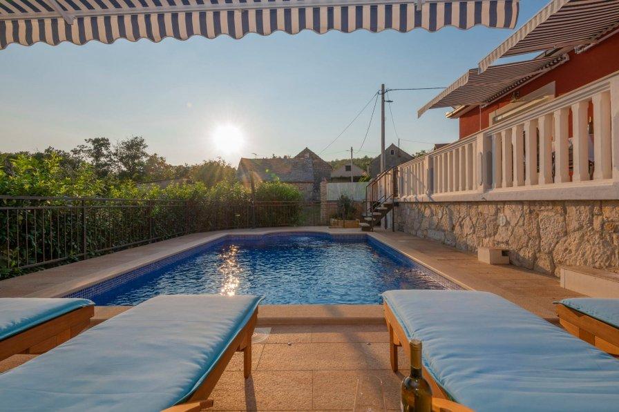 Villa in Croatia, Kreševo
