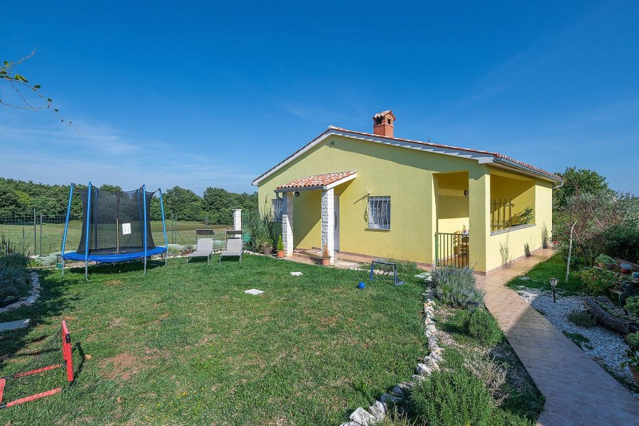 Villa in Croatia, Marčana