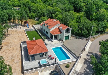 Villa in Zagvozd, Croatia