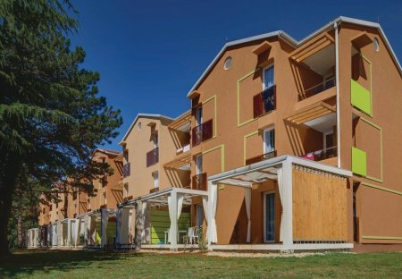 Apartment in Monterol, Croatia