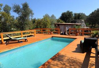 Villa in Italy, Andrano