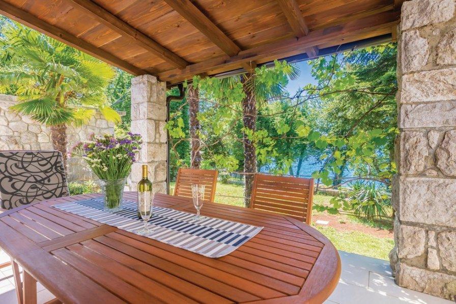 Villa in Croatia, Njivice