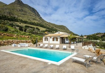 4 bedroom Villa for rent in Castellammare del Golfo