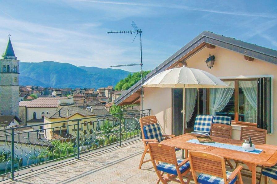 Villa in Italy, Mellame