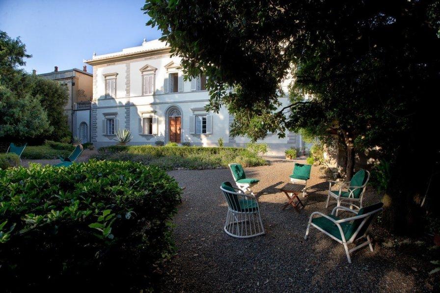 Villa in Italy, Rosignano Solvay-Castiglioncello