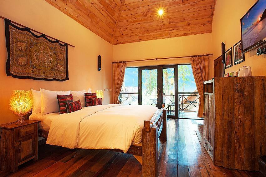 Natures Oasis Resort No.10A – 1 Bed