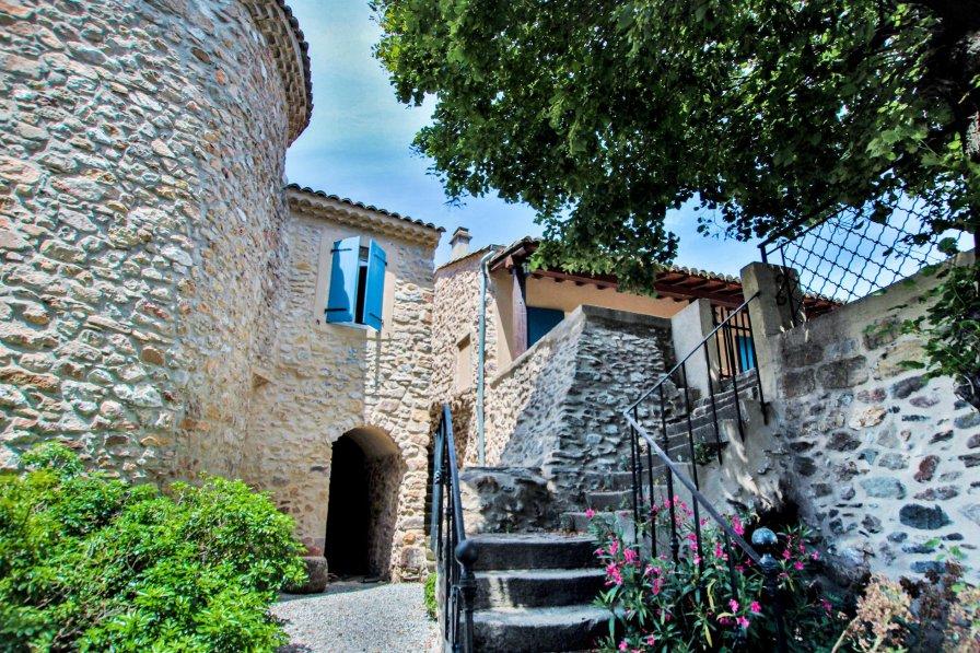 Villa in France, Flaviac