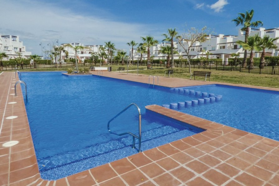 Apartment to rent in condado de alhama spain with swimming pool 208911 for Swimming pool stores in my area
