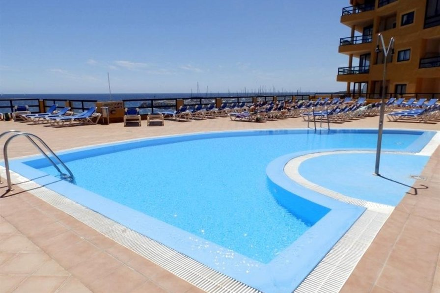 Owners abroad Sunny Roof Terrace New and Cozy Apartment with pool Golf del Sur