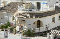 Villa in Spain, Camposol Golf: Elevared View
